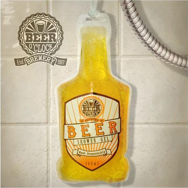 oliphant Beer shower gel fra temashop.dk