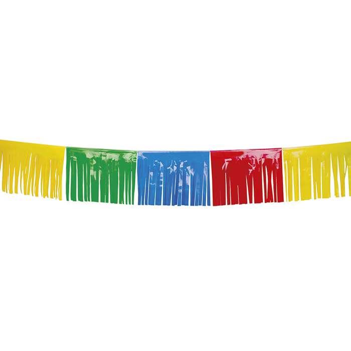 globos nordic – Guirlande flotte farver (10 m) på temashop.dk