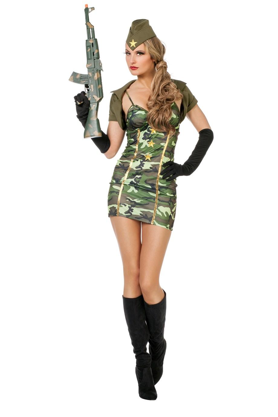 wilbers – militær kostumer