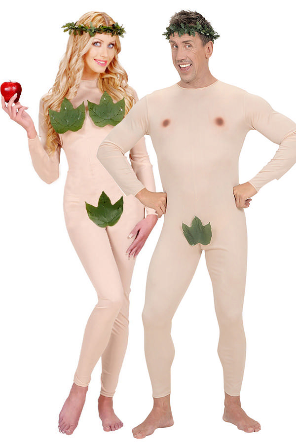 Adam Og Eva Par-Kostume