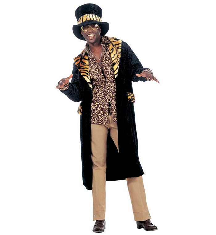 Big Daddy O Kostume