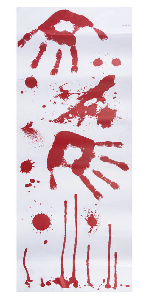 Blodige Klistermærker