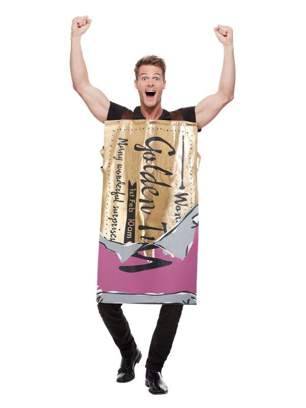 Charlie & Chokoladefabrikken: Wonka Bar Kostume