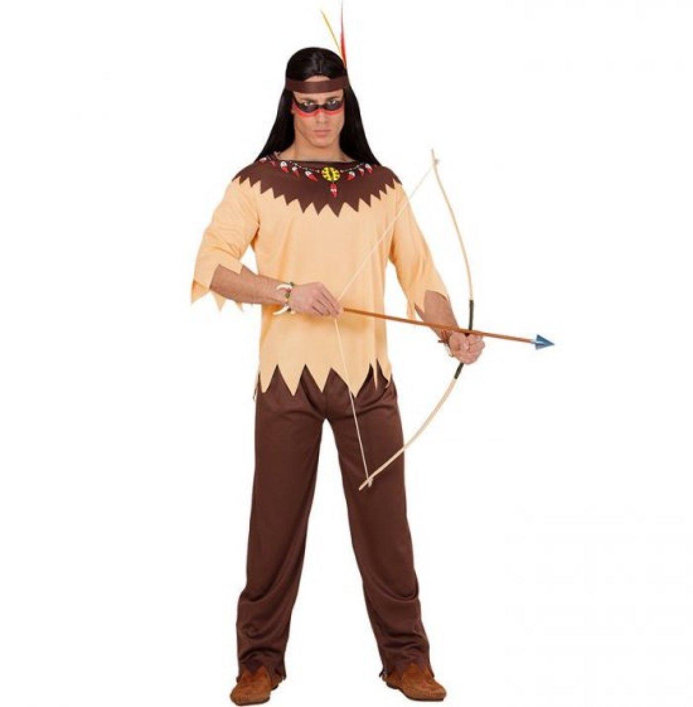 Indianer kostume til børn og voksne - Temashop.dk