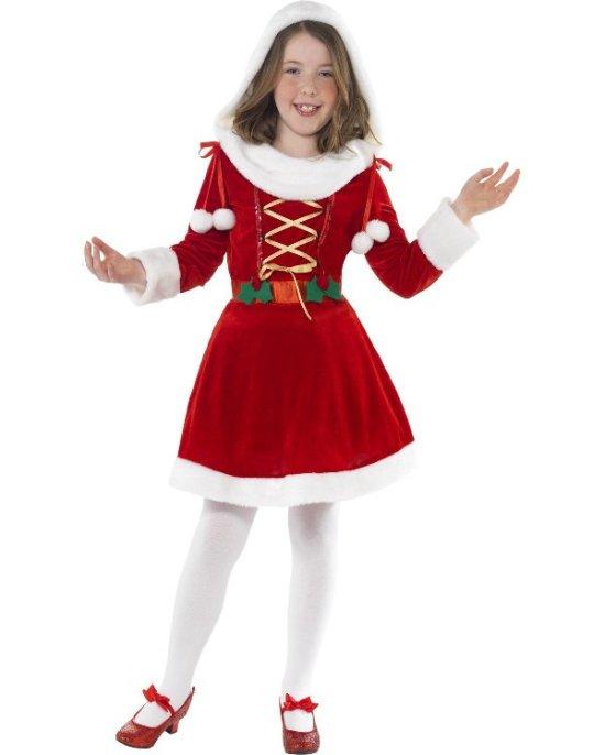 Køb Julepige Kostume til kun 119,- Spar hele 13%! på