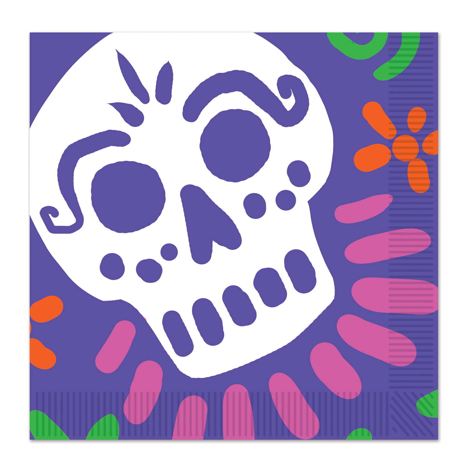 Day Of The Dead Servietter