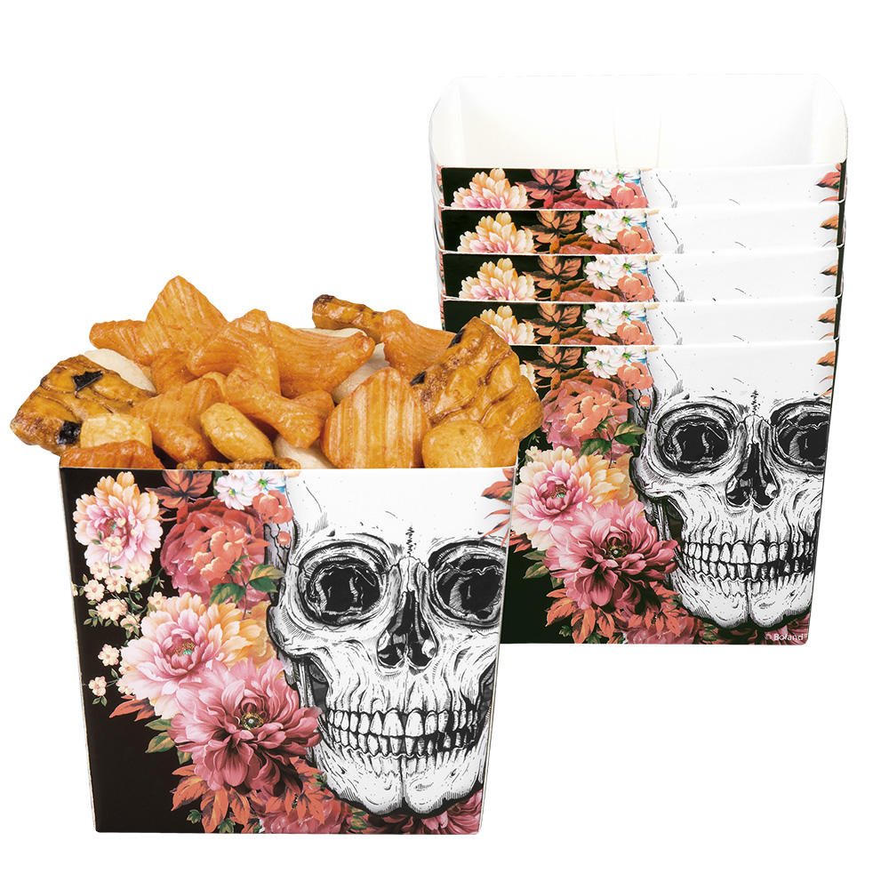 Day Of The Dead Snack Bægre
