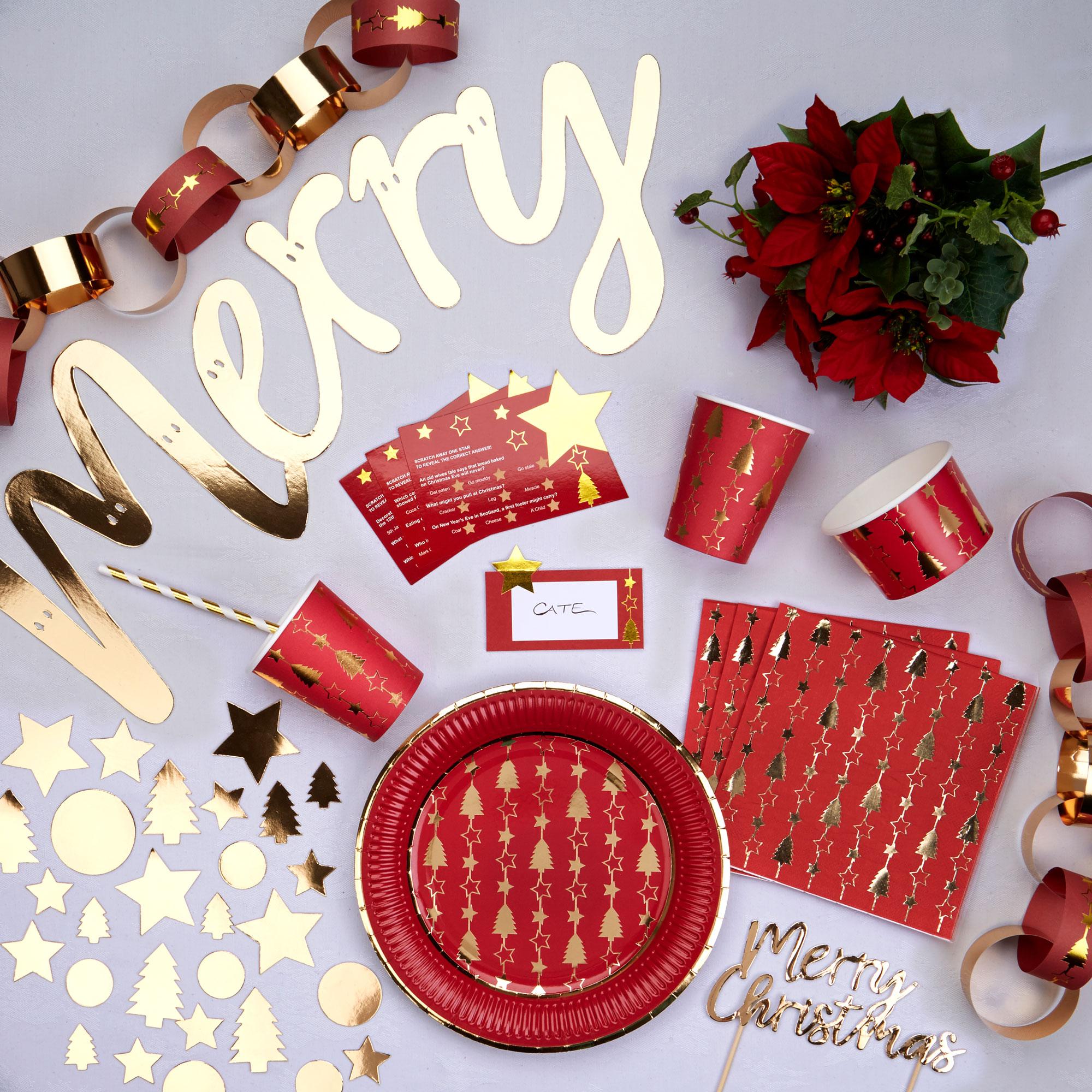 Dazzling Christmas Jule Temapakke
