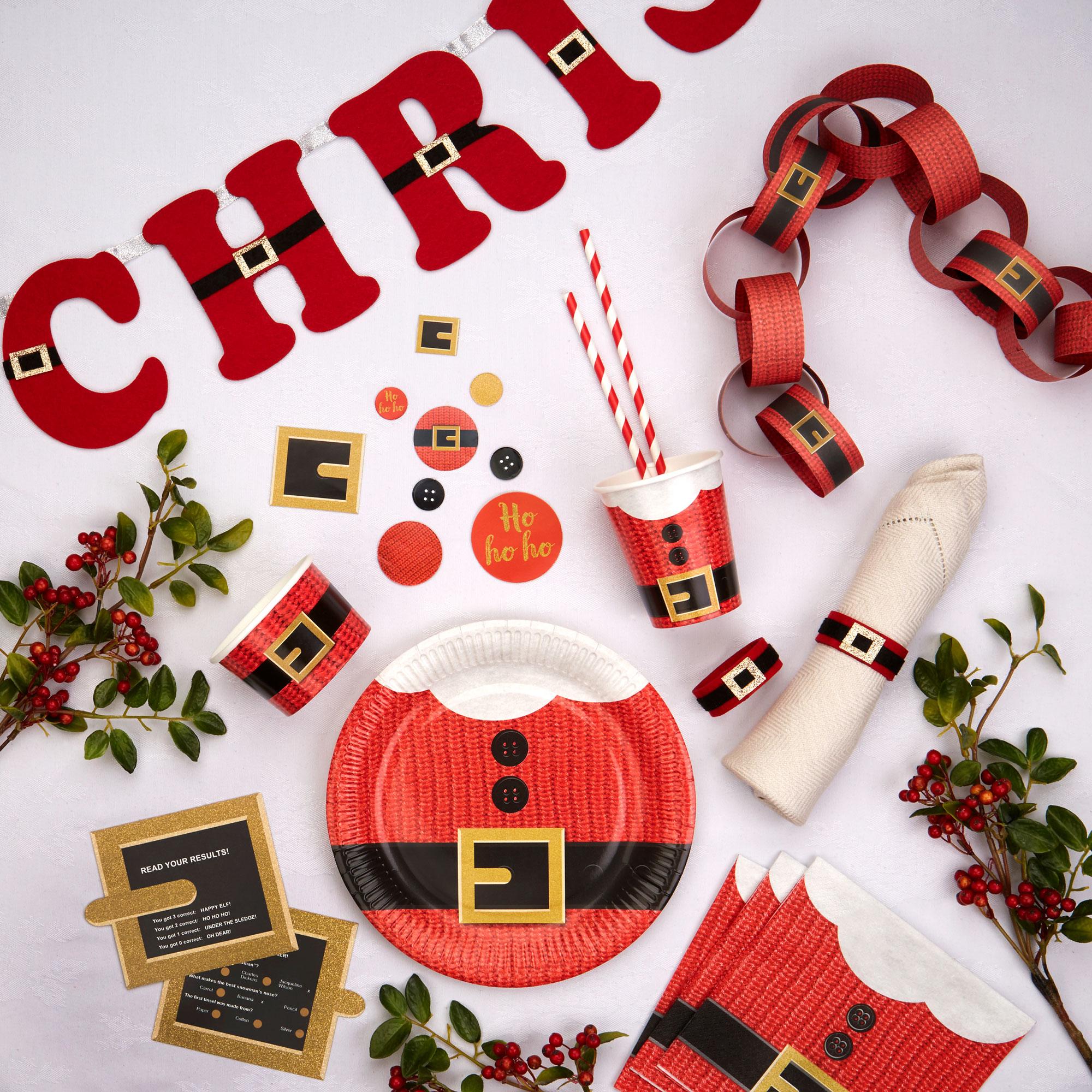 Dear Santa Jule Temapakke