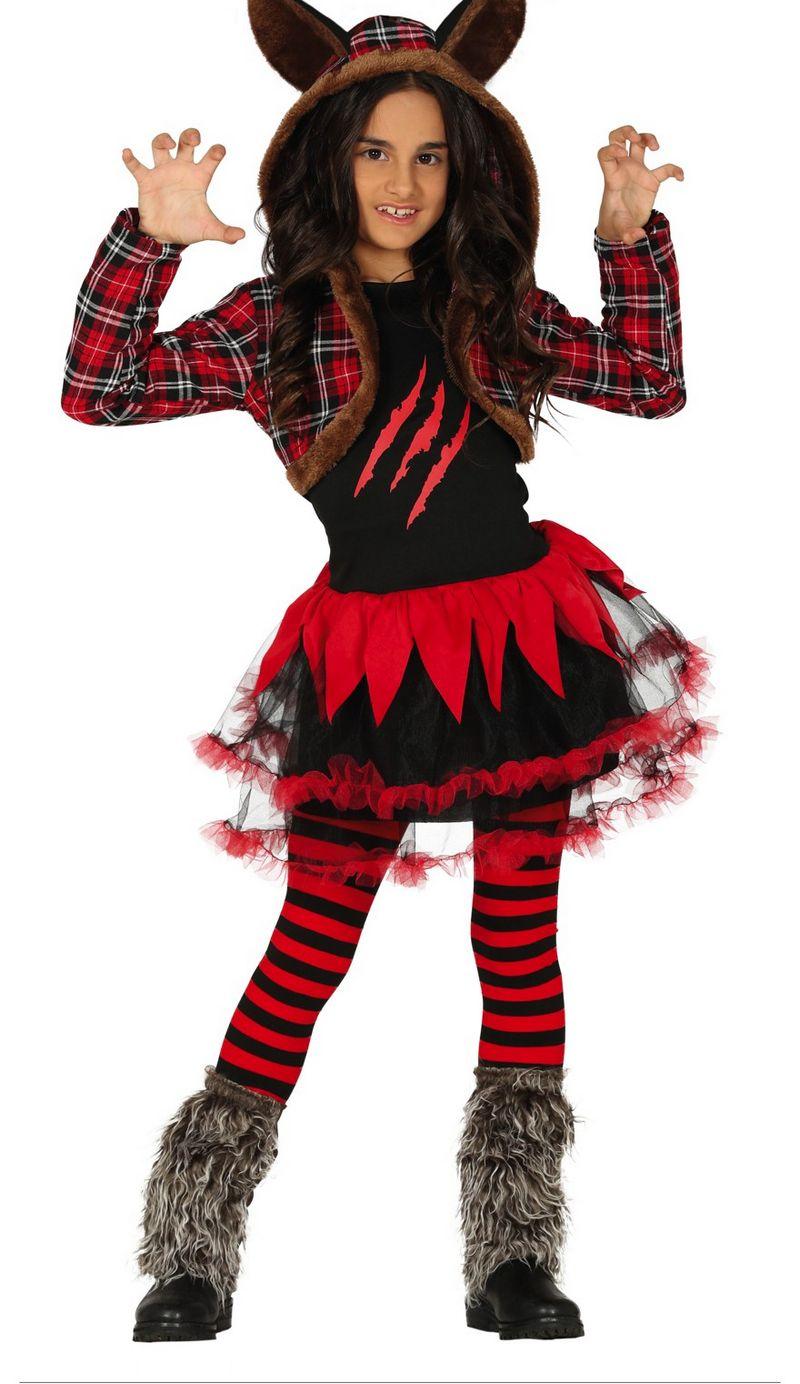 Farlig Halloween Ulv