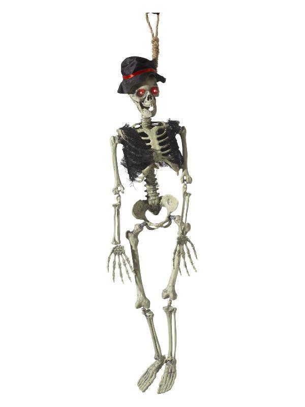 Gommen Der Stak Af Skelet