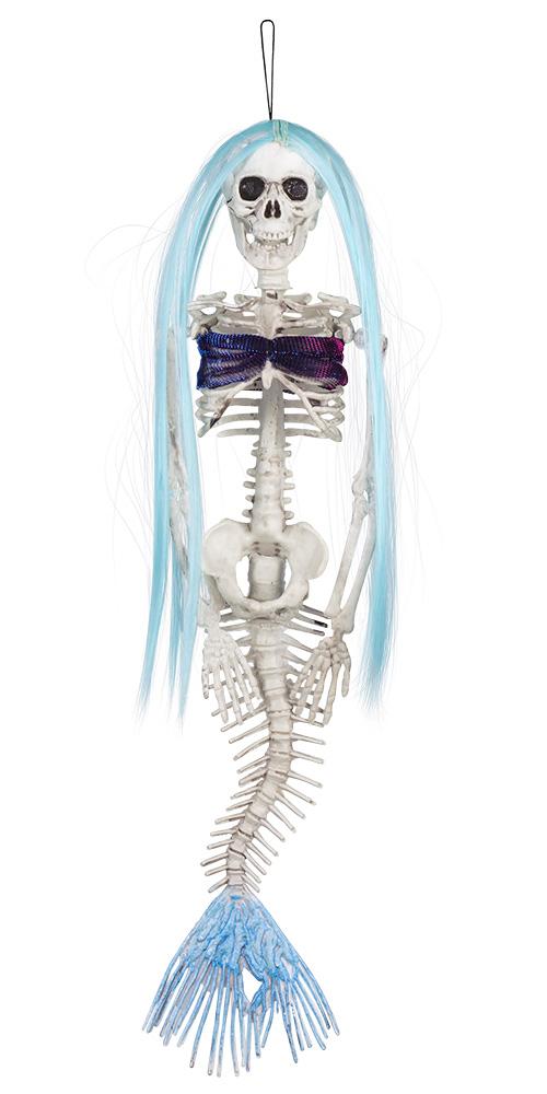 Hængende Skelet Havfrue Dekoration