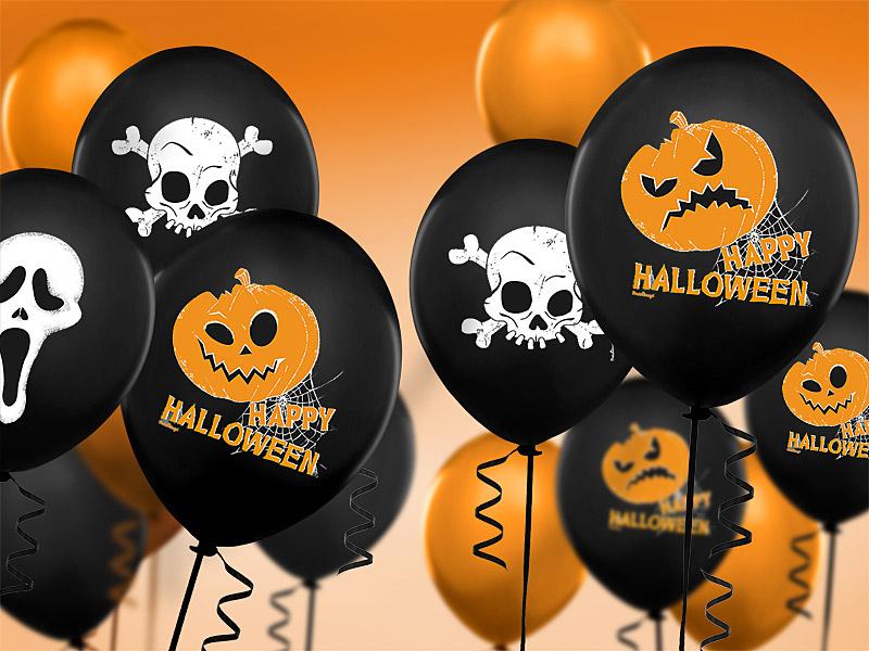 Halloween Balloner, Græskar