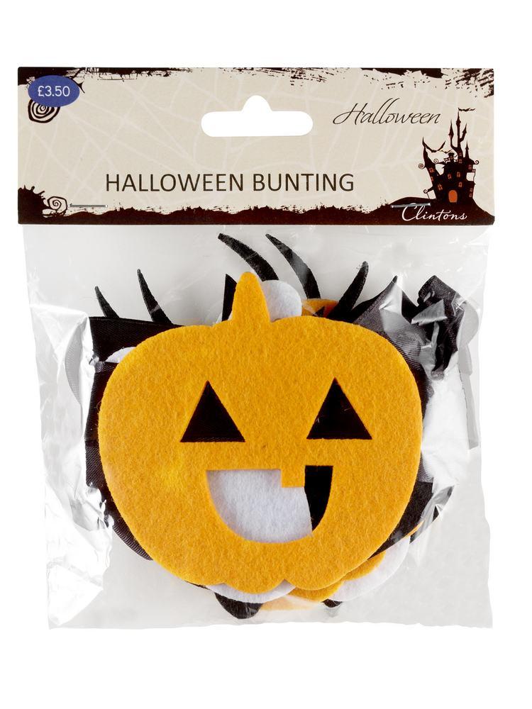 Halloween borddekorationer