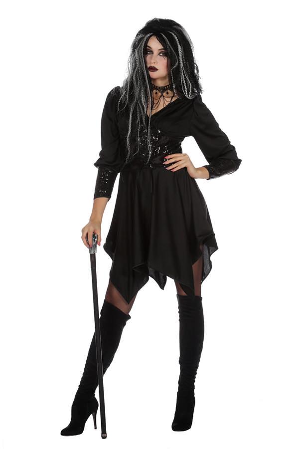 Halloween Kjole Kostume