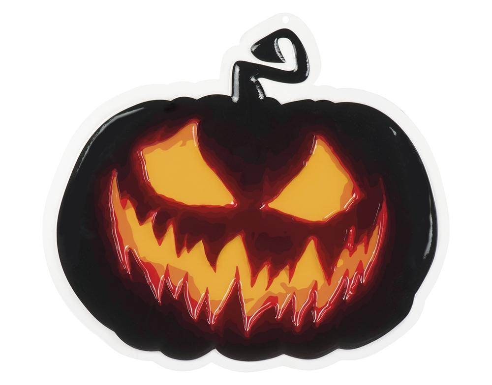 Halloween Klistermærke