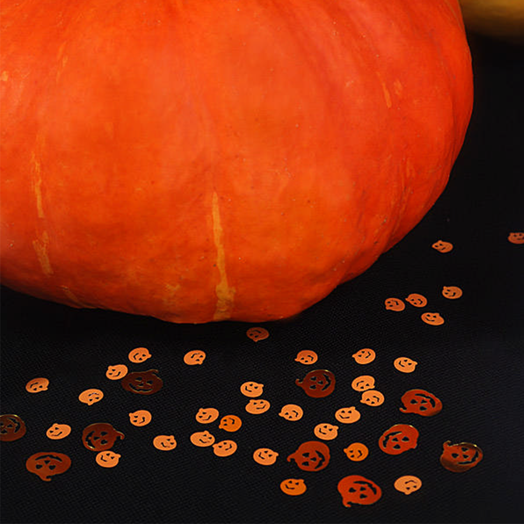 Halloween Konfetti, Græskar