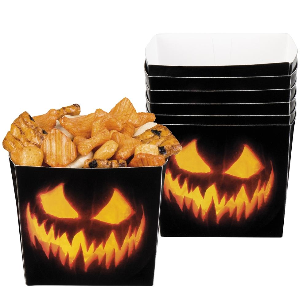 Halloween Snack Bægre