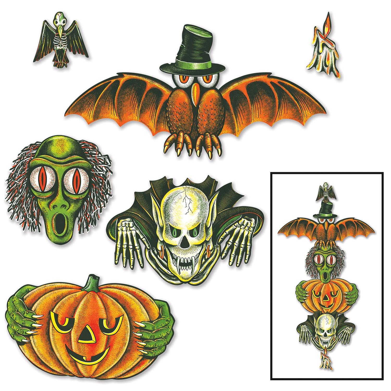 Halloween Udskæringer