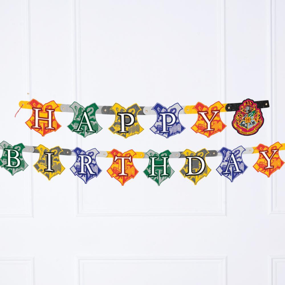 Harry Potter® Fødselsdagsbanner