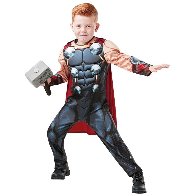 rubiesde – Avengers thor, deluxe (barn) fra temashop.dk