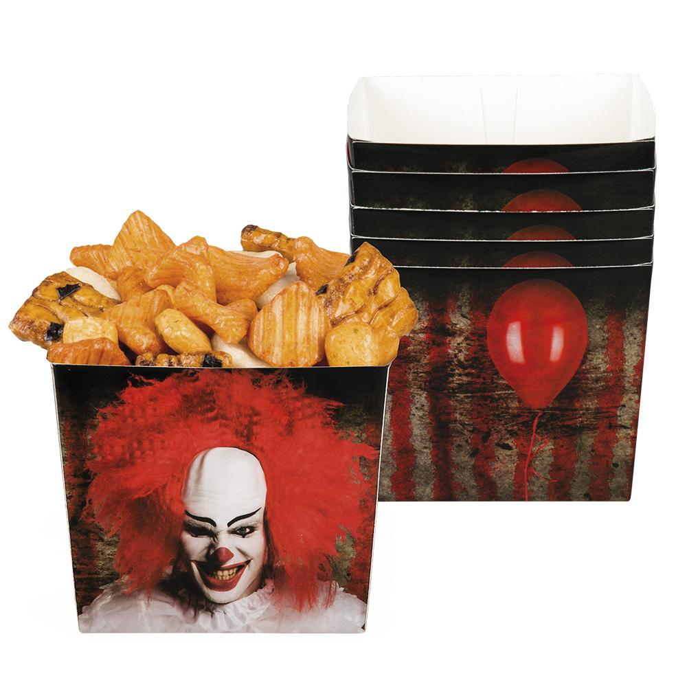Horror Klovn Snack Bægre