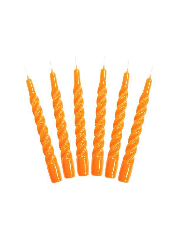 Snoede Lys Orange