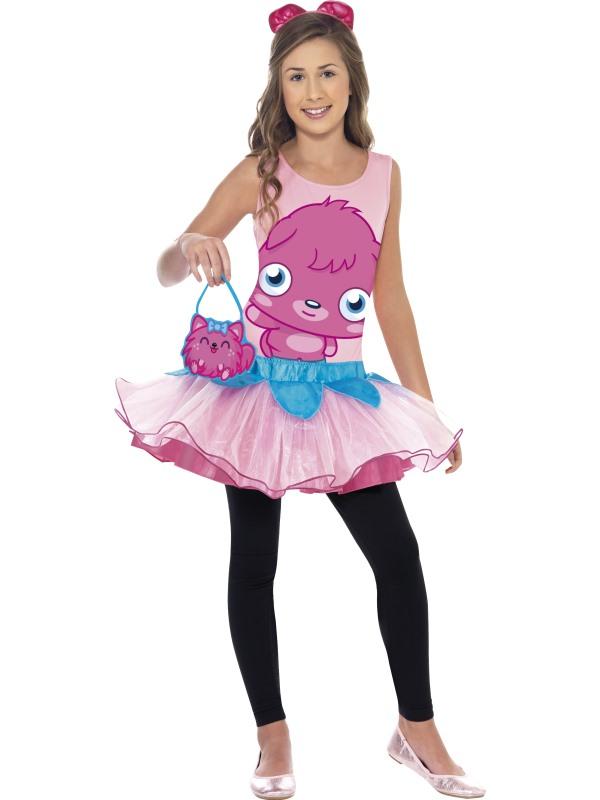 Moshi Monsters: Poppet Børnekostume