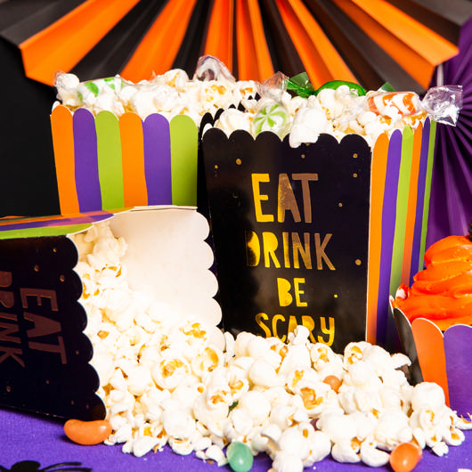 Popcorn Bægre Halloween
