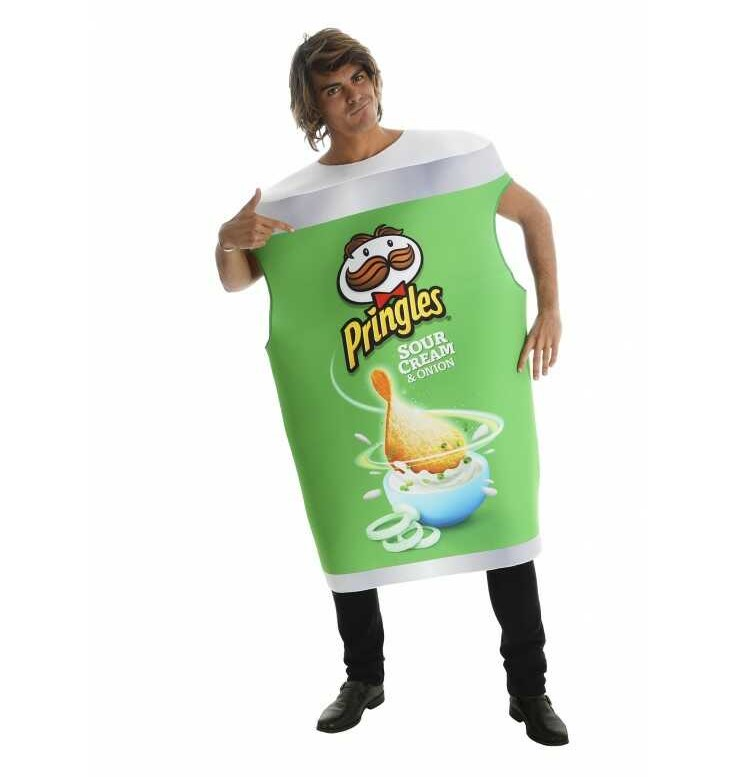 Pringles® Sour Cream & Onion Kostume
