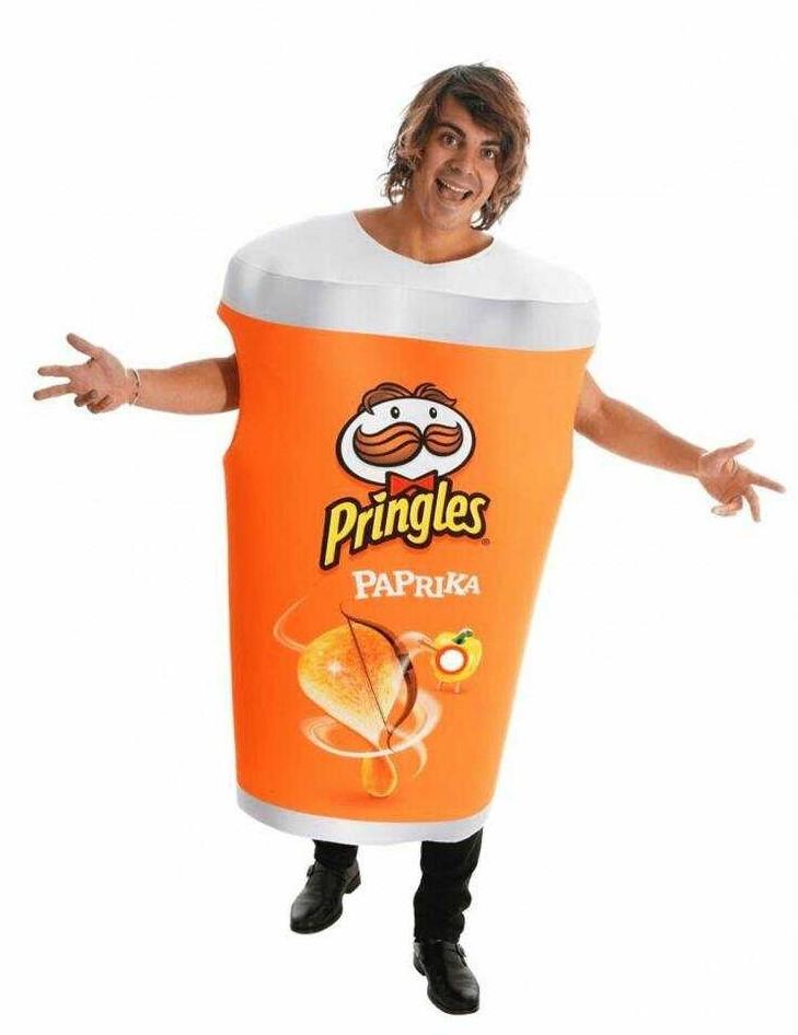 Pringles® Paprika Kostume