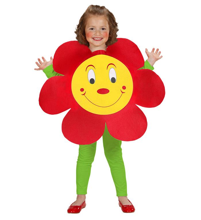 Rød Blomst