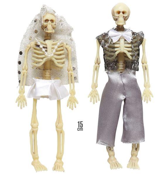Skelet Par, Fest