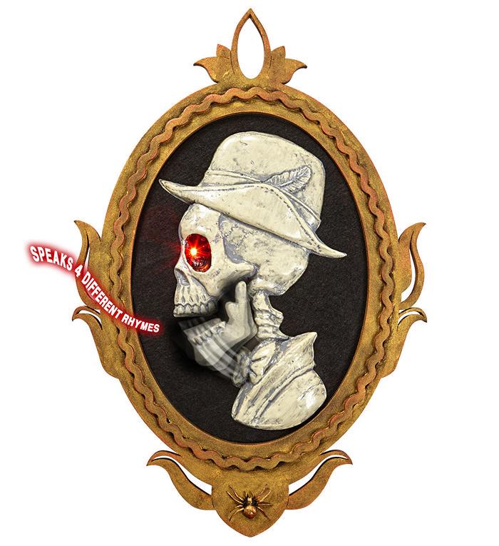 Skeletmand dekoration