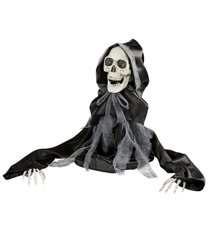 Uhyggeligt Skelet