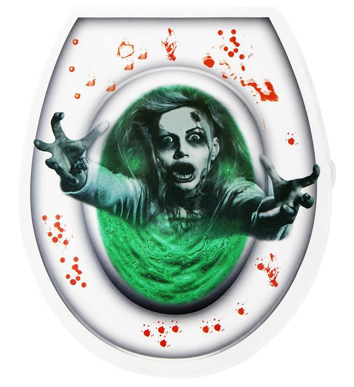 Zombie Toiletklistermærke