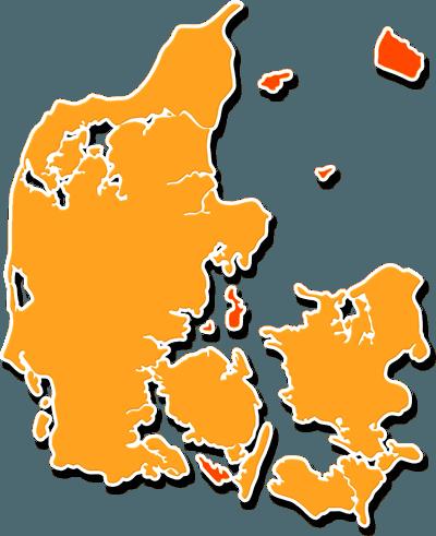 Leveringskort i DK
