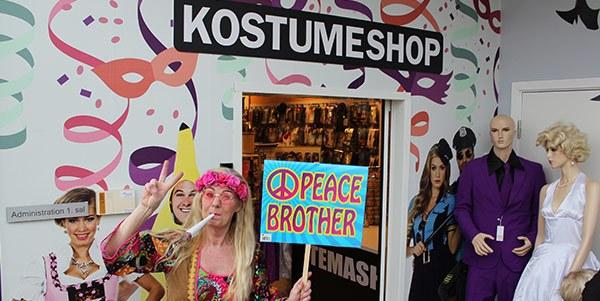 Køb sidste skoledag kostume her